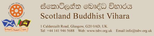 Scotland Buddhist Vihara